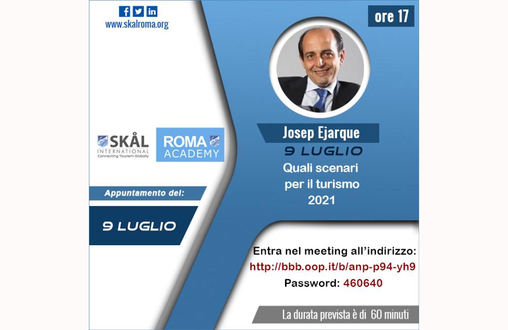 Josep Ejarque alla Skal Academy