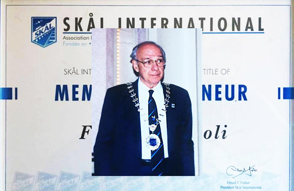 Franco Roscioli, una vita per lo Skal