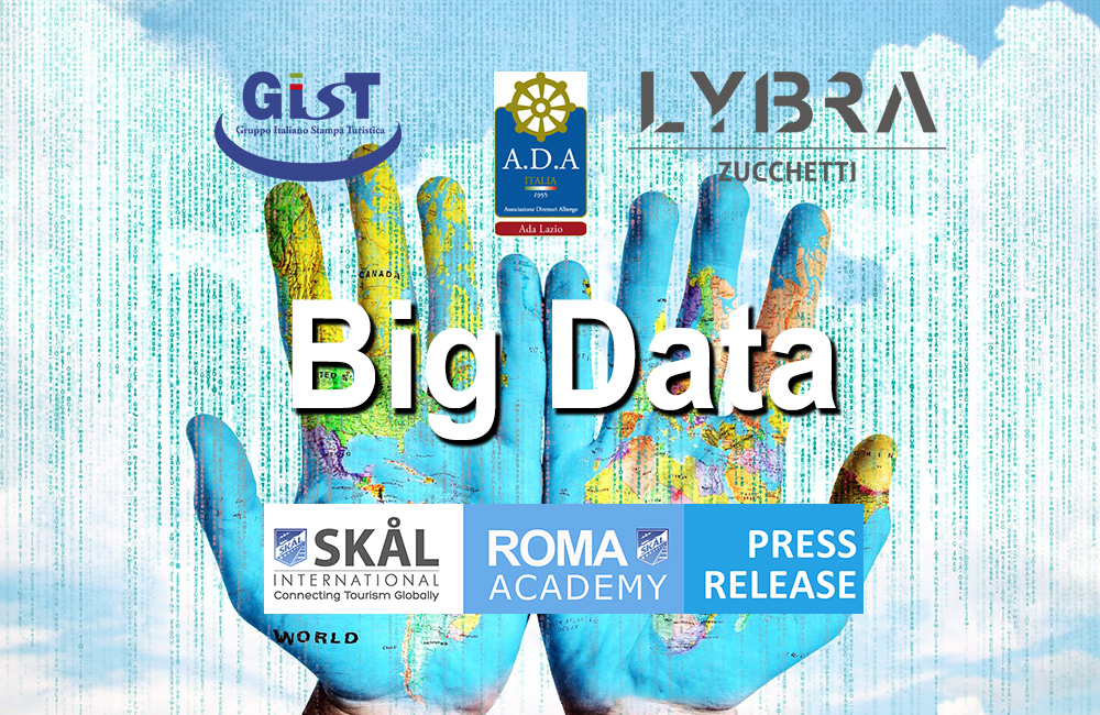 GIST e SKAL ROMA : la miniera dei Big Data